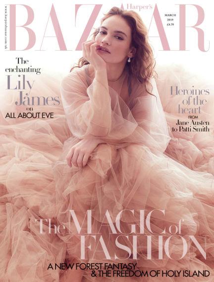 Harper's Bazaar - UK February 07, 2019 00:00