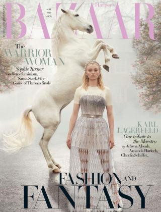 Harper's Bazaar - UK May 2019