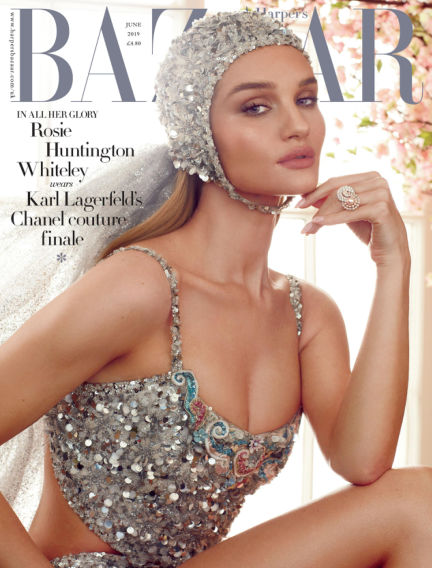 Harper's Bazaar - UK May 02, 2019 00:00