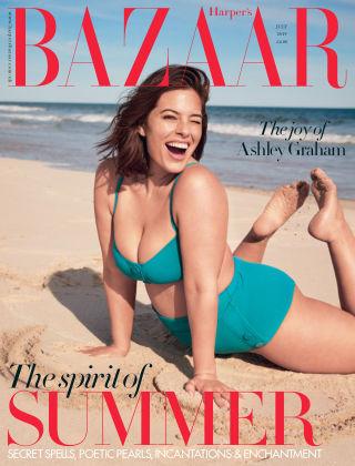 Harper's Bazaar - UK Jul 2019