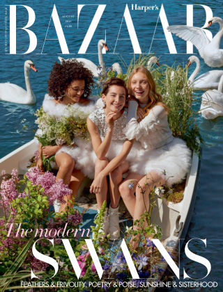 Harper's Bazaar - UK Aug 2019