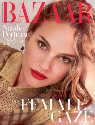 Harper's Bazaar - UK Sep 2019