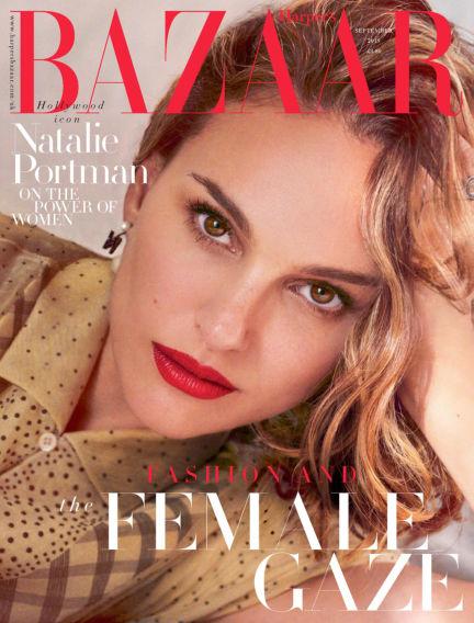 Harper's Bazaar - UK August 08, 2019 00:00