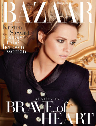 Harper's Bazaar - UK Oct 2019