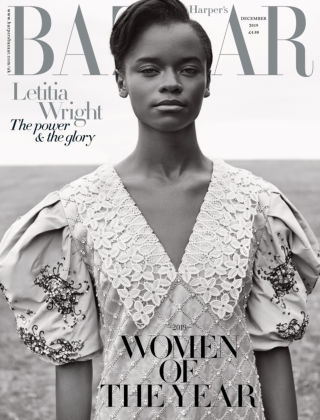 Harper's Bazaar - UK Dec 2019
