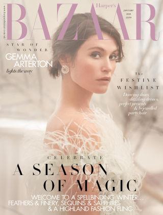 Harper's Bazaar - UK Jan 2020