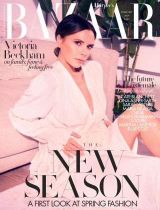Harper's Bazaar - UK Feb 2020
