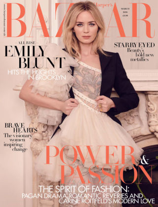 Harper's Bazaar - UK Mar 2020