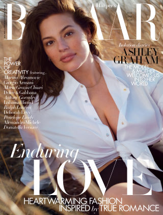 Harper's Bazaar - UK July 2020