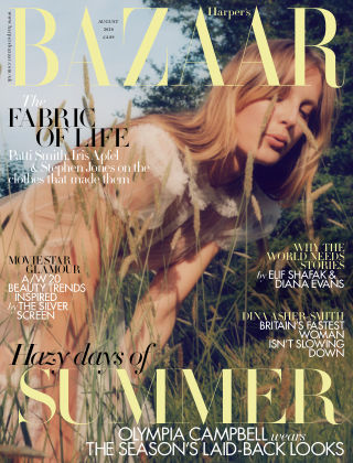 Harper's Bazaar - UK August 2020