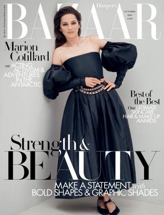 Harper's Bazaar - UK October 2020