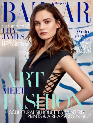 Harper's Bazaar - UK November 2020