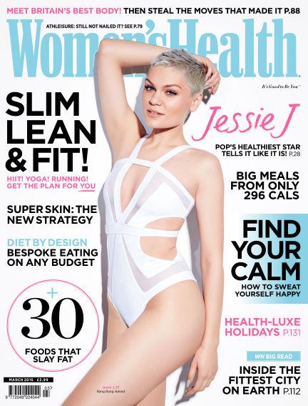 Women's Health - UK February 09, 2016 00:00