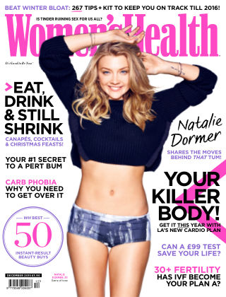 Women's Health - UK December 2015