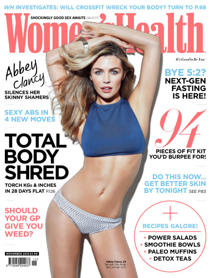 Women's Health - UK October 08, 2015 00:00