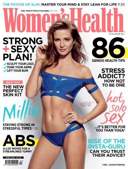 Women's Health - UK March 09, 2016 00:00