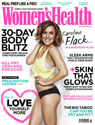 Women's Health - UK June 2016