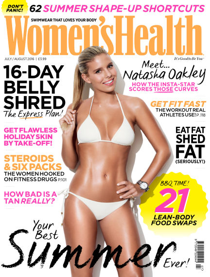 Women's Health - UK June 08, 2016 00:00