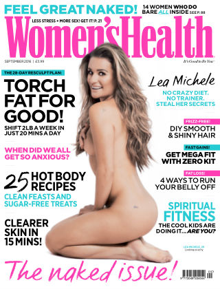 Women's Health - UK September 2016