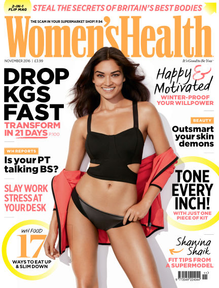 Women's Health - UK October 12, 2016 00:00