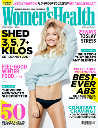 Women's Health - UK December 2016