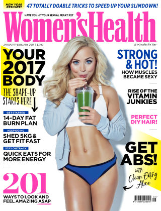 Women's Health - UK JanFeb 2017