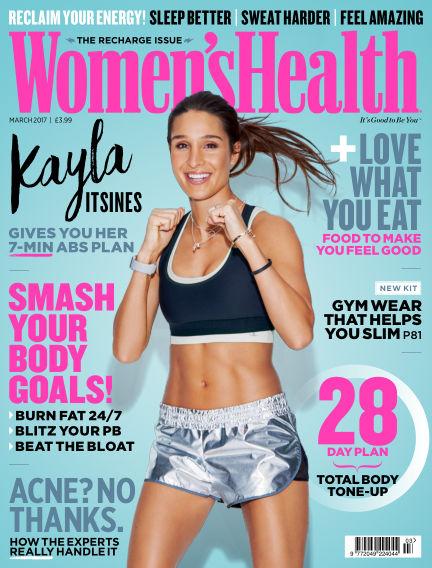 Women's Health - UK February 07, 2017 00:00