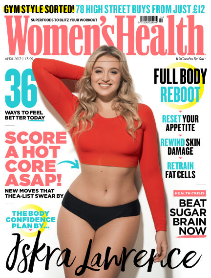 Women's Health - UK March 09, 2017 00:00