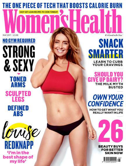 Women's Health - UK April 06, 2017 00:00