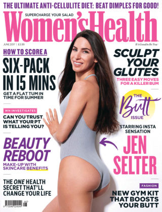 Women's Health - UK Jun 2017
