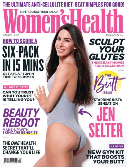 Women's Health - UK May 09, 2017 00:00