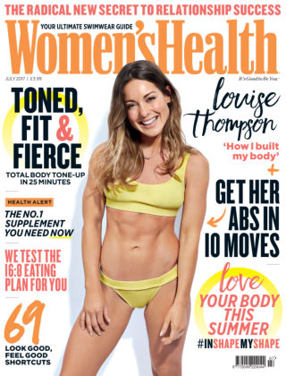Women's Health - UK Jul 2017