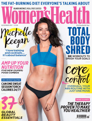 Women's Health - UK Nov 2017
