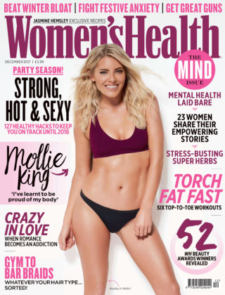 Women's Health - UK Dec 2017