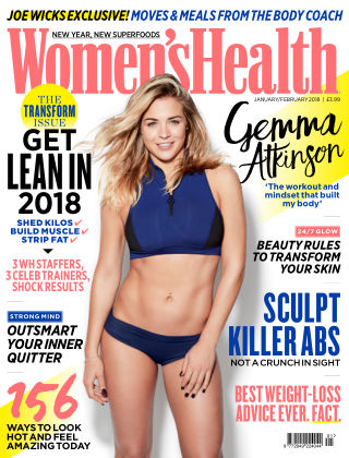 Women's Health - UK January 2018