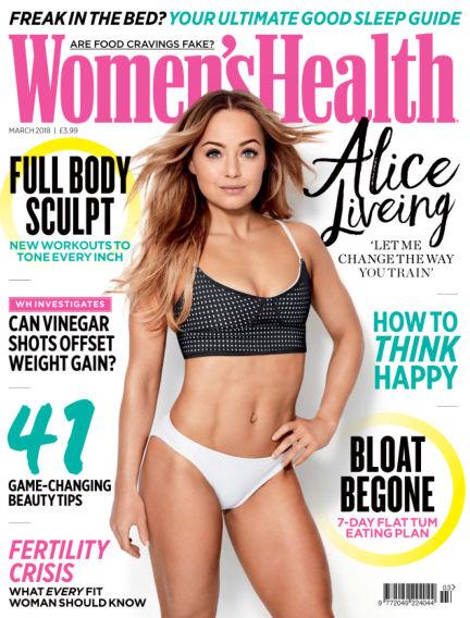 Women's Health - UK February 06, 2018 00:00