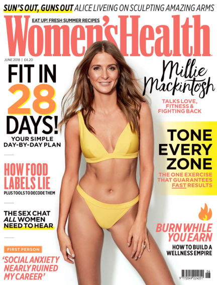 Women's Health - UK May 08, 2018 00:00