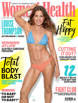 Women's Health - UK August 2018