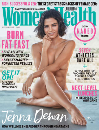 Women's Health - UK Sep 2018