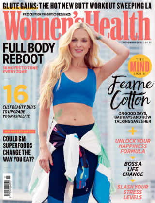 Women's Health - UK Nov 2018