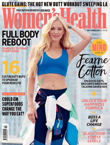 Women's Health - UK October 02, 2018 00:00