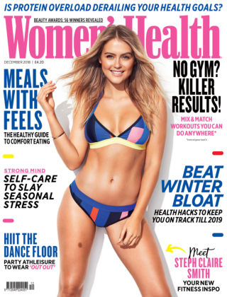 Women's Health - UK Dec 2018