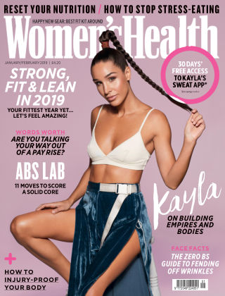 Women's Health - UK Jan-Feb 2019