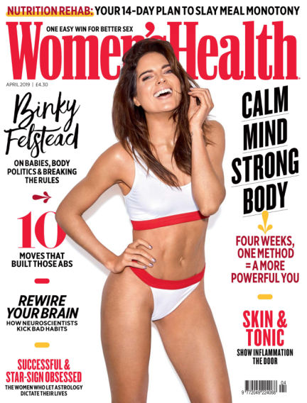 Women's Health - UK March 07, 2019 00:00