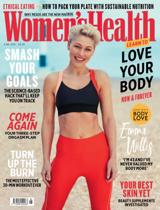 Women's Health - UK Jun 2019
