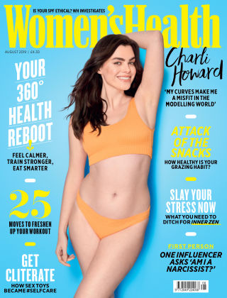 Women's Health - UK Aug 2019