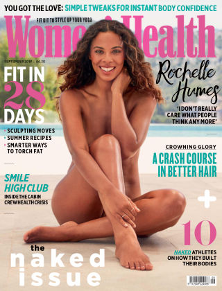 Women's Health - UK Sep 2019