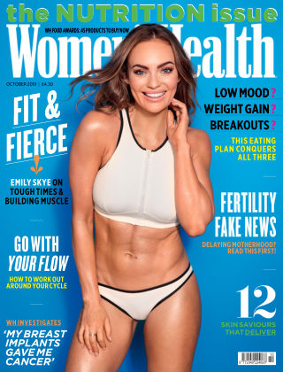 Women's Health - UK Oct 2019