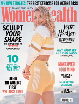 Women's Health - UK Mar 2020