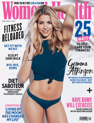 Women's Health - UK Apr 2020